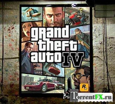 GTA 4 / Grand Theft Auto IV: Ultra Mod (2012) PC | RePack