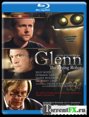 Гленн 3948 / Glenn the Flying Robot (2010) HDRip