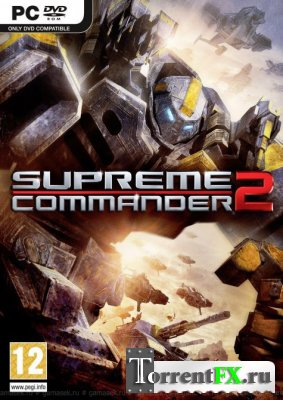 Supreme Commander 2 (2010) PC | Repack