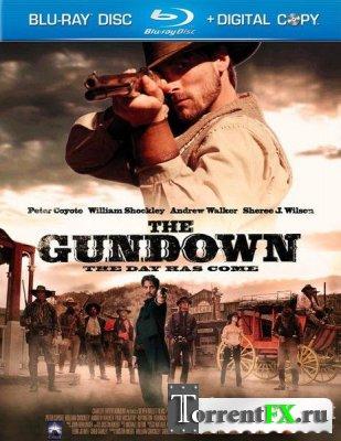 Шальная пуля / The Gundown (2011) HDRip