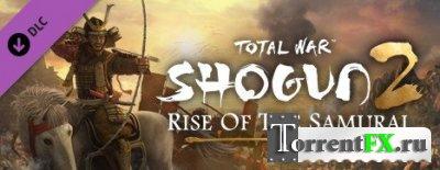 Total War: Shogun 2 - Rise of the Samurai [v 1.1.0.4768.314775 + 6 DLC] (2011) PC | Repack