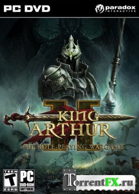King Arthur II: The Role-Playing Wargame (Paradox Interactive) [ENG] [Demo]