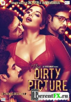 Непристойные фото / The Dirty Picture (2011) DVDRip