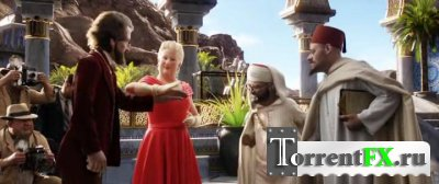 Приключения Тинтина: Тайна Единорога / The Adventures of Tintin (2011/DVDRip)   Звук с CAMRip