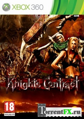 Knights Contract (2011/PAL/RUS) XBOX360