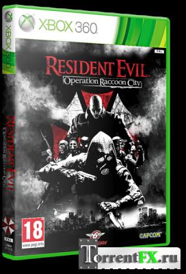 Resident Evil Operation Raccoon City (2012/Русский) XBOX360