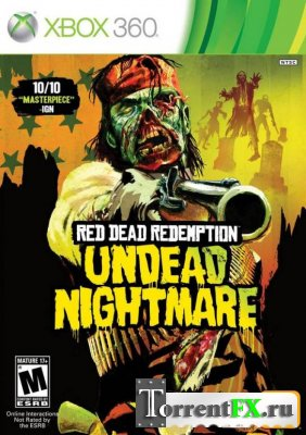 Red Dead Redemption: Undead Nightmare (2010/Рус) Xbox360