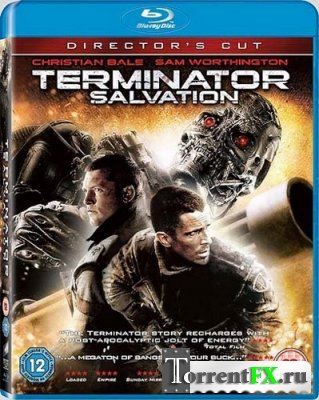 Терминатор: Да придёт спаситель / Terminator Salvation (2009) HDRip-AVC