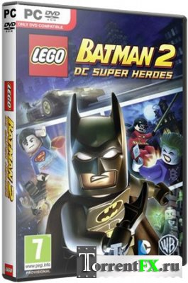 LEGO Batman 2: DC Super Heroes (2012/PC/Русский) RePack