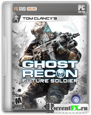 Tom Clancy's Ghost Recon: Future Soldier (2012/RU/PC) v. 1.3 RePack