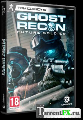 Tom Clancy's Ghost Recon: Future Soldier - Deluxe Edition (2012/PC/Русский) Лицензия