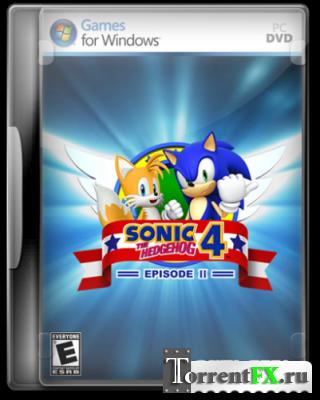 Sonic the Hedgehog 4: Episode II (2012/PC/Английский)