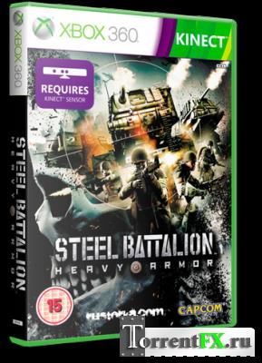 Steel Battalion: Heavy Armor (2012) XBOX360 [Region Free]