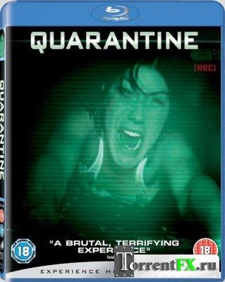 Карантин / Quarantine (2008) BDRip | 1080p