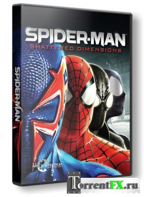 Spider-Man: Shattered Dimensions (2010/PC/Русский) RePack R.G. Механики