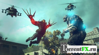 Prototype 2 (2012) PC | NoDVD