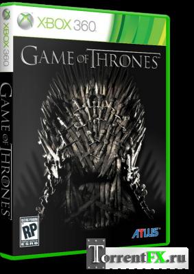 Game of Thrones (2012) XBOX360