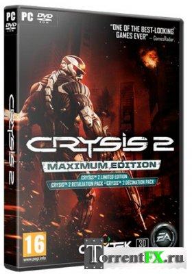 Crysis 2: Maximum Edition (2011/PC/Русский) | RePack от R.G. Element Arts