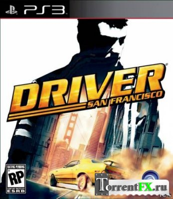 Driver: San Francisco (2011) [Rus-Текст+Звук] PS3 | Repack