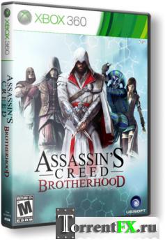 Assassin's Creed: Brotherhood (2010/RUS) Xbox 360 [LT+ 3.0]