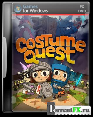 Costume Quest (2012) PC | RePack от Audioslave