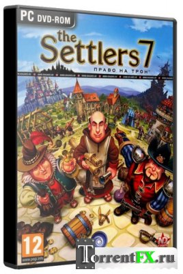 The Settlers 7: Paths to a Kingdom. Deluxe Gold Edition (2011) PC