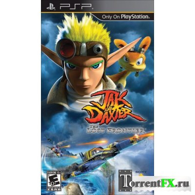 Jak and Daxter: The Lost Frontier (2009) PSP