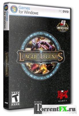 Лига Легенд / League of Legends [v.3.5.13] (2010) PC