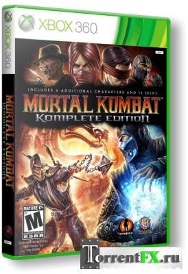 Mortal Kombat Komplete Edition (2012) XBOX360