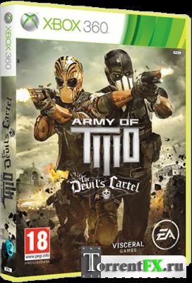 Army of TWO: The Devil's Cartel (2013/En) XBOX360 [LT+3.0]