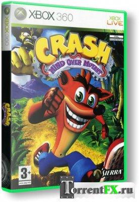 Crash Bandicoot: Mind Over Mutant (2008) XBOX360