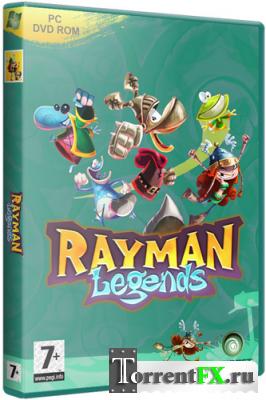 Rayman Legends (2013) PC | RePack от SEYTER