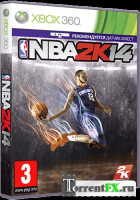 NBA 2K14 (2013/ENG) XBOX360 [LT+3.0]