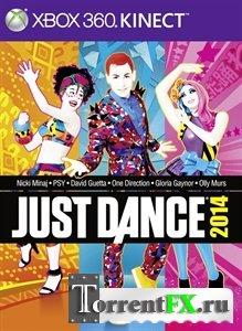 Just Dance 2014 (2013/ENG) XBOX360 [LT+ 3.0]
