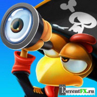 Crazy Chicken: Pirates v1.0.3 (2013) КПК