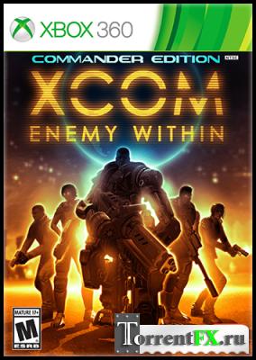 XCOM: Enemy Within (2013) XBOX360