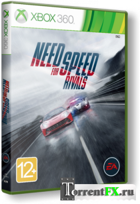 Need for Speed: Rivals (2013) XBOX360