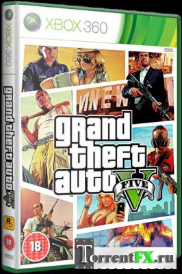 Grand Theft Auto V Collectors Edition (2013) Xbox 360