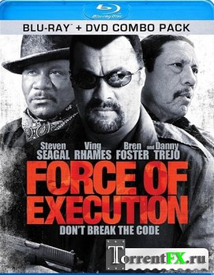 Карательный отряд / Force of Execution (2013) HDRip