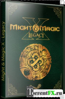 Might & Magic X - Legacy (2014) PC | RePack от xatab