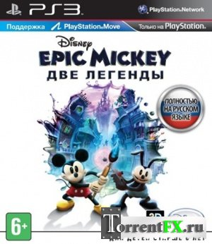 Disney Epic Mickey 2 / Две легенды (2012) PS3