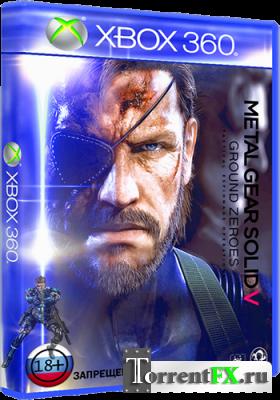 Metal Gear Solid 5: Ground Zeroes (2014) XBOX360 [XGD2]