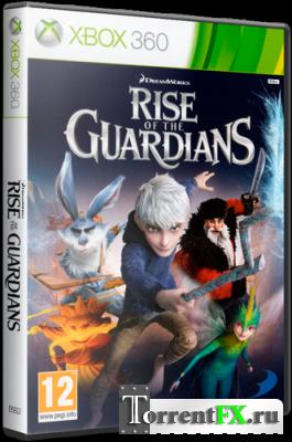 Хранители снов / Rise of the Guardians: The Video Game (2012) XBOX 360