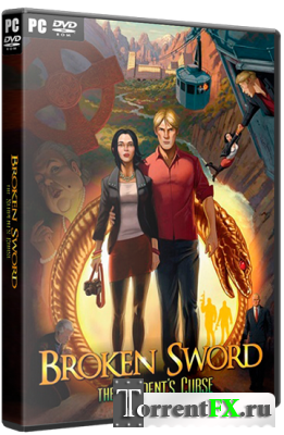 Broken Sword 5: The Serpent's Curse. Episode Two (2014) PC