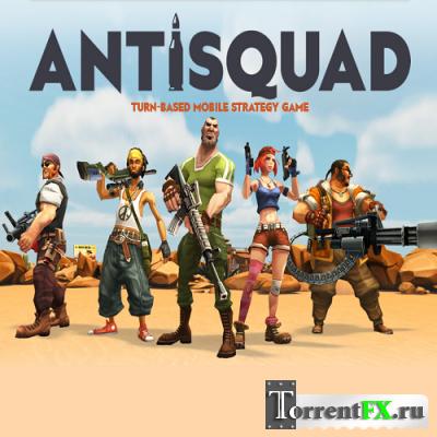Antisquad (2014) PC | Лицензия