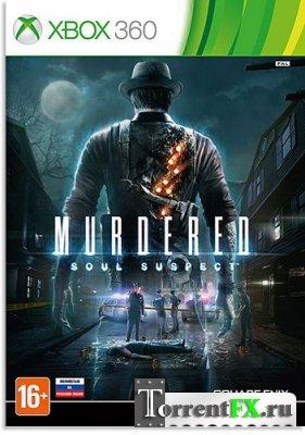 Murdered: Soul Suspect (2014) XBOX360 [LT+ 3.0]