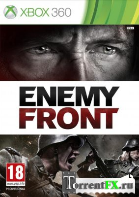 Enemy Front (2014/RUS) Xbox 360 [LT+1.9]