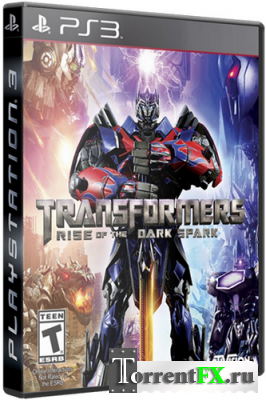 Transformers: Rise of the Dark Spark (2014) PS3