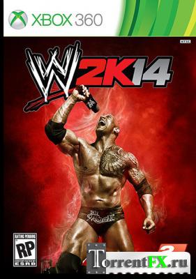 WWE 2K14 (2013) XBOX 360 [LT+ 3.0]