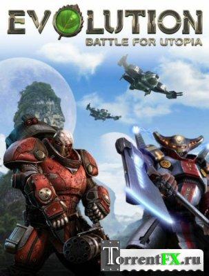 Эволюция: Битва за Утопию / Evolution: Battle for Utopia (2014) Android